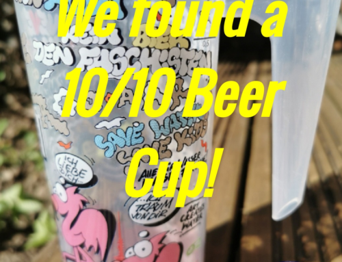Stadium Beer Cup Score-Card