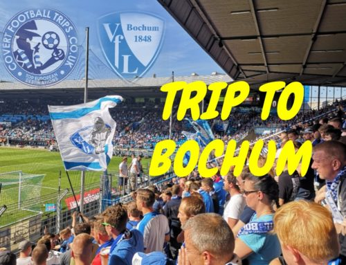 Football Trip to BOCHUM!