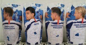 Stadium Beer Cup Hertha Berlin Olympiastadion