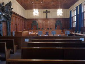 Courtroom 600, Nuremberg