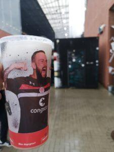 Stadium Beer Cup