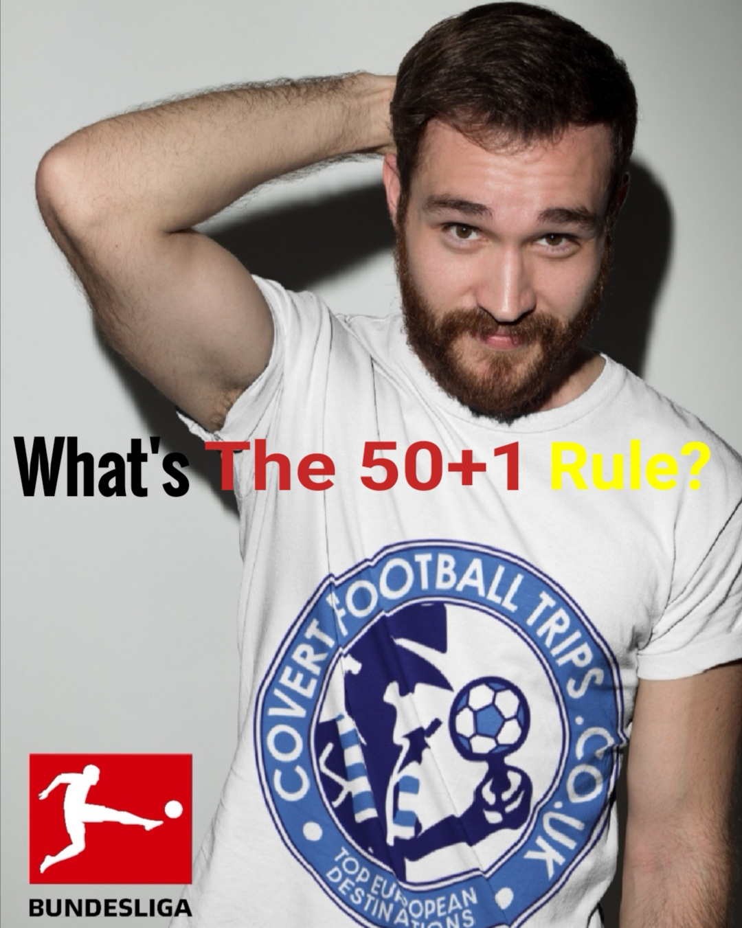 What is the 50+1 Rule?