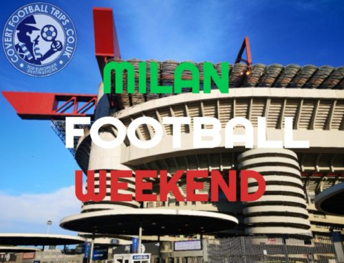 Milan Football Weekend