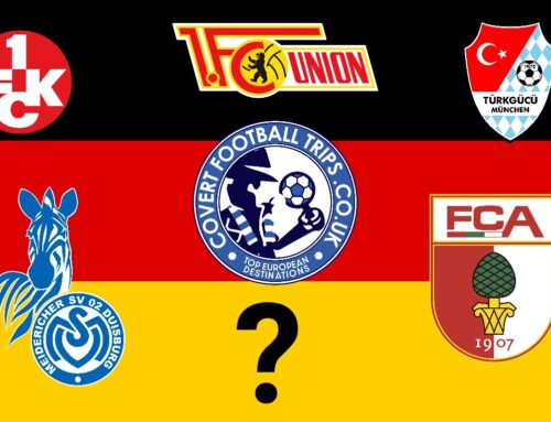 German Football Stadiums – Where Next?