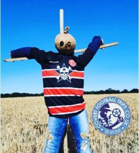 Bundesliga Scarecrows