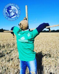 Bundesliga Scarecrow