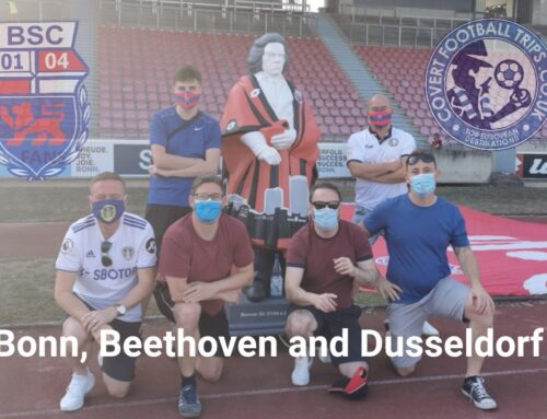 Bonn and Dusselforf Football Weekend