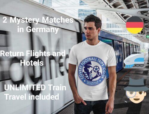 TOR! Mystery German Football Weekend