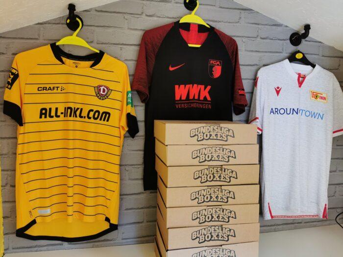 Mystery Bundesliga Football Shirts