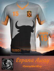 Spain Concept Shirt