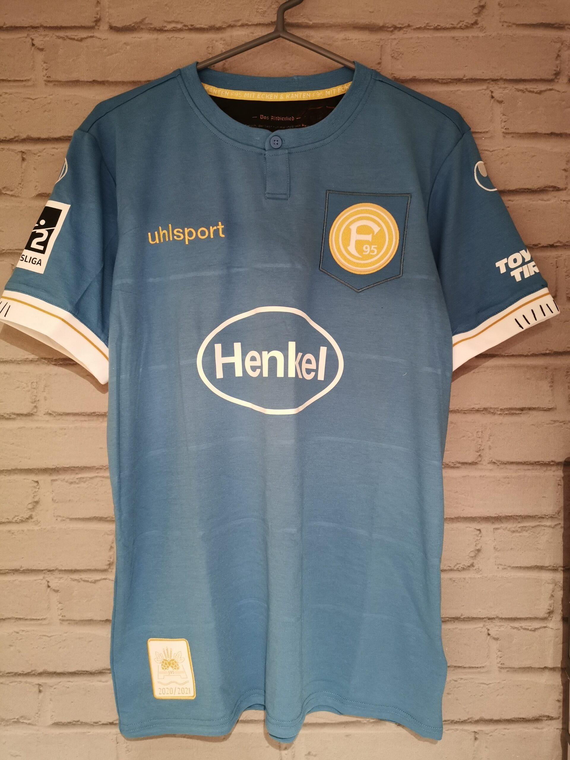 Fortuna Dusseldorf Special Köbes Shirt