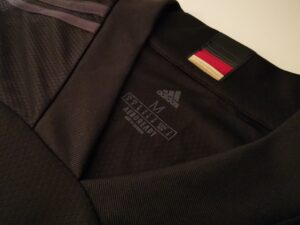 Germany Blackout Away Shirt
