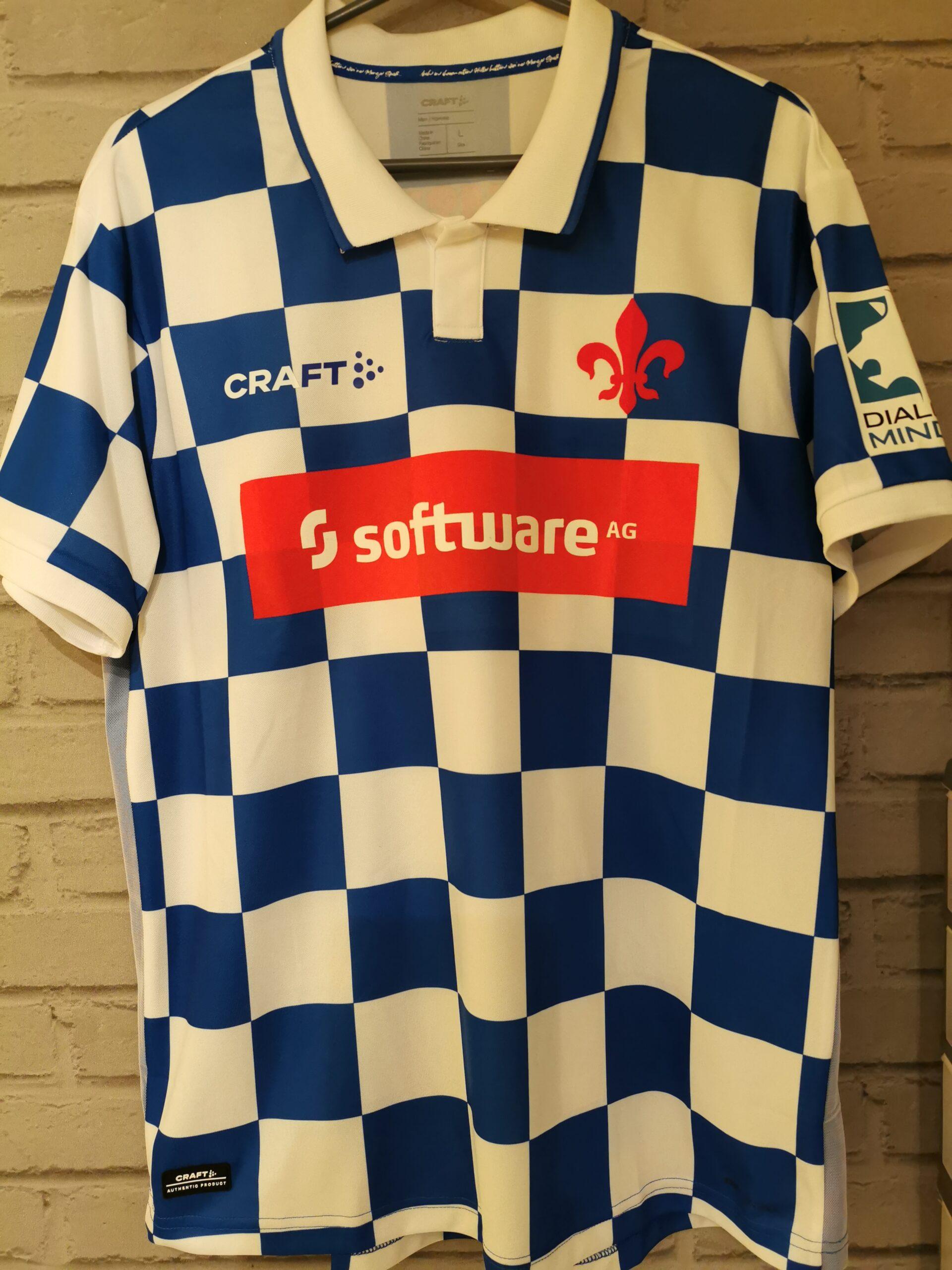 SV Darmstadt Special Jersey