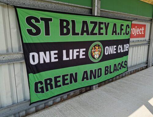 St Blazey v Saltash United Reserves