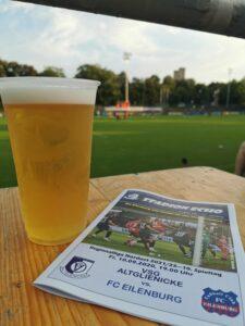 VSG Altglienicke v FC Eilenburg